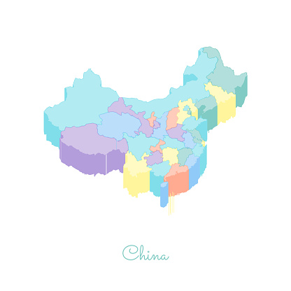 World region map