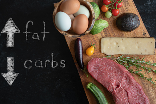 meat and dairy foods