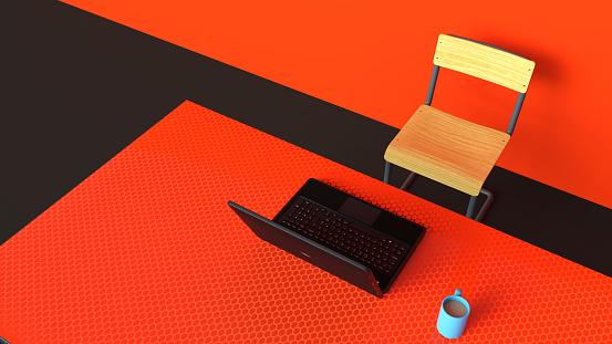Above desktop view
