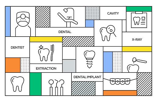 Concept Line Illust