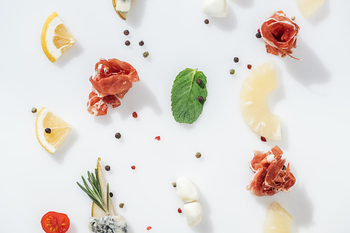 Organic tasty ingredients