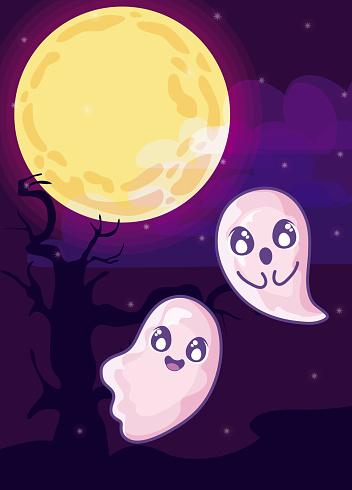 Halloween character