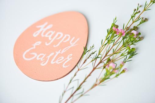 shape of Easter egg
