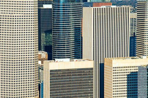 Urban Skyscraper Detail