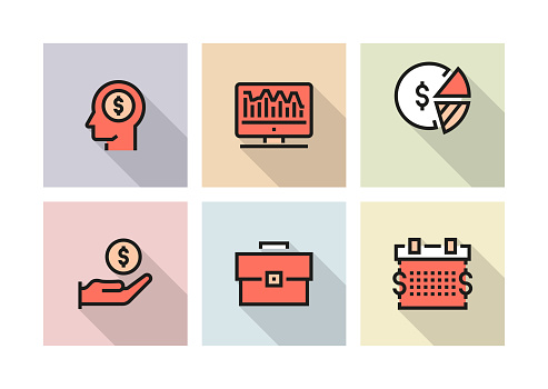Icon sets - marketing