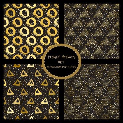 골드 패턴
