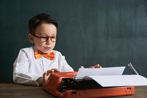 글쓰는 아이