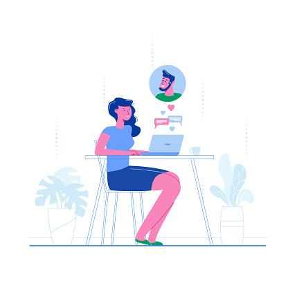 People concept simple illustration
