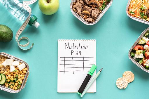 다이어트 식단 계획