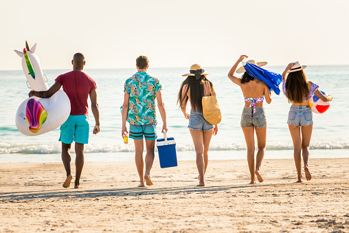 친구들과 여름여행