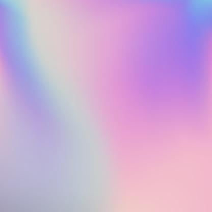 Holographic gradient background
