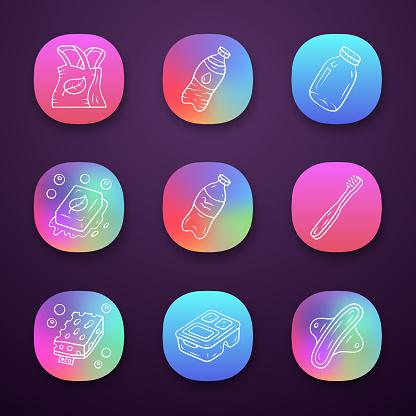 App icons set
