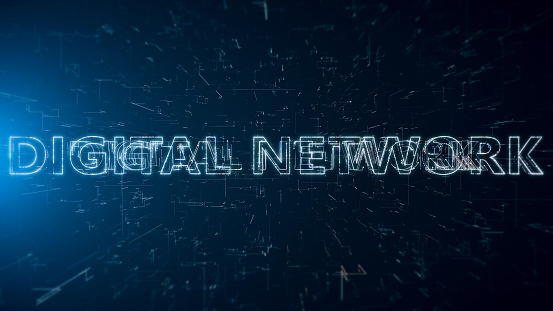 Abstract Digital network
