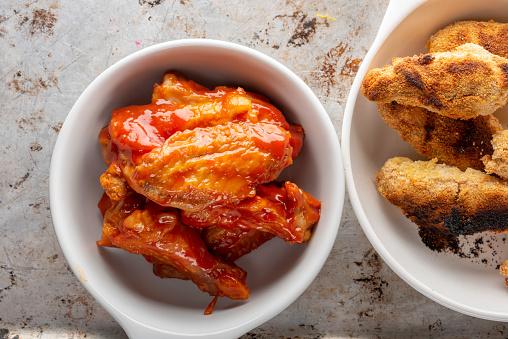 오늘 저녁은 치킨이닭!