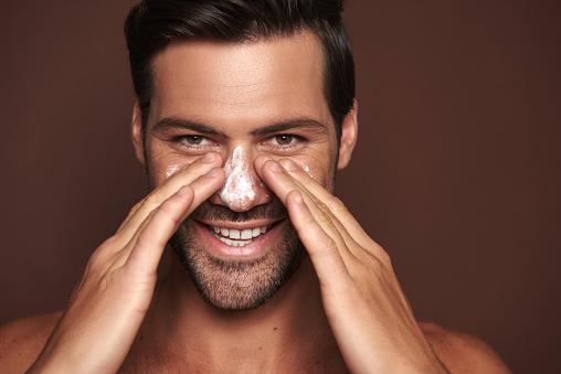 남자의 피부관리