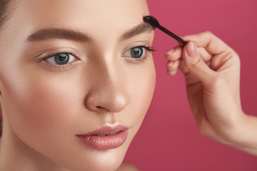 Eyelashes and eyebrows care