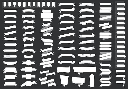 Ribbons - Design Elements