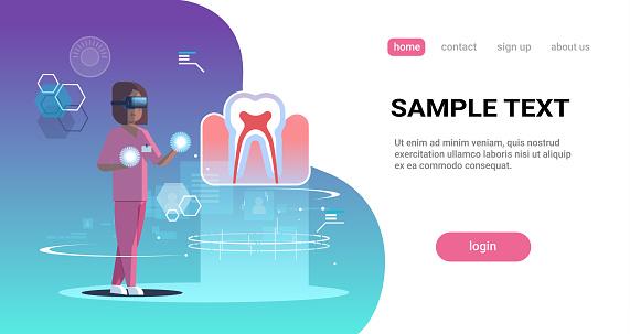 Medical web template