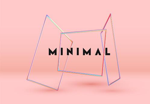 Minimal 3D Frames
