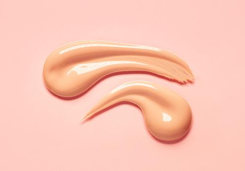 Cosmetics texture