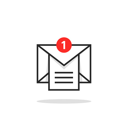 linear email like inbox notice
