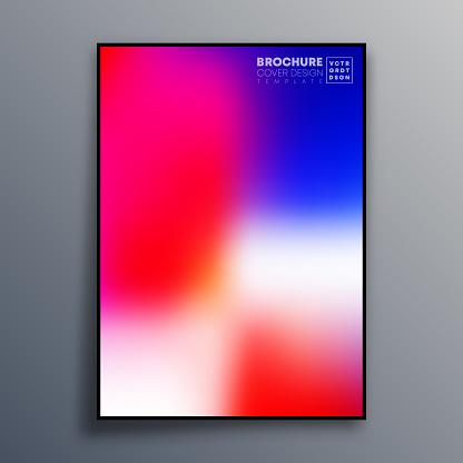 Gradient texture background