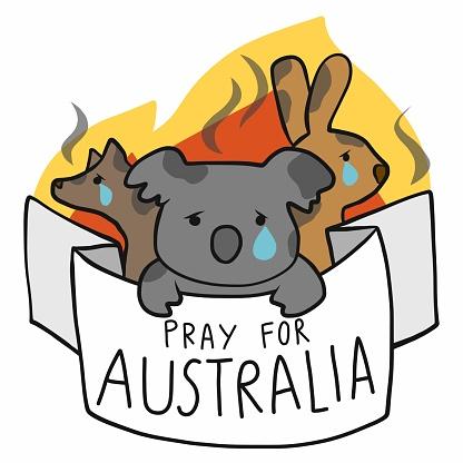 Pray Australia