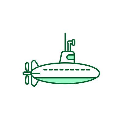 해양 운송수단 아이콘