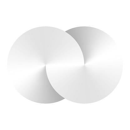 Infinity symblol icon set