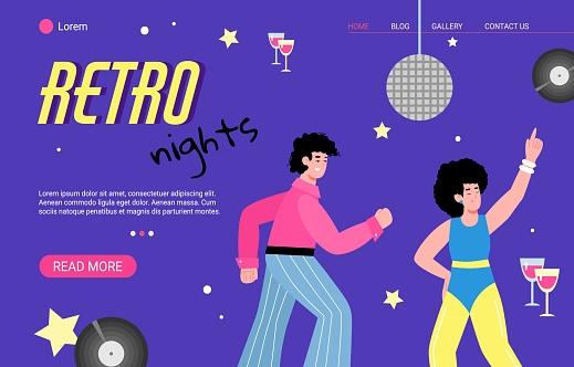 80's 디스코 파티