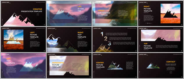 Covers design templates