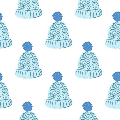 겨울 옷 패턴