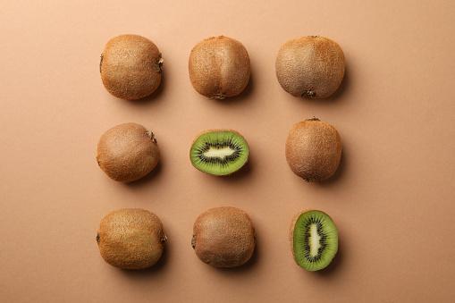 Ripe sweet kiwi