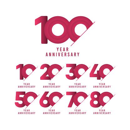 기념일 숫자 아이콘