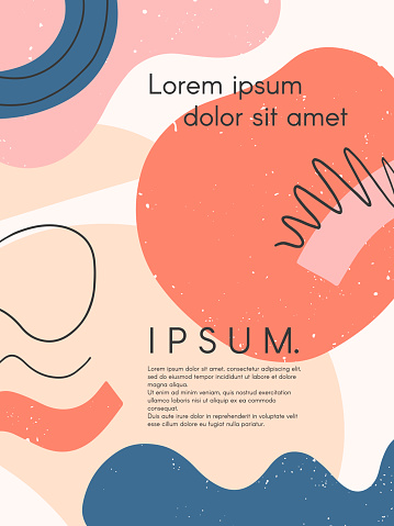 Modern vector colorful illustration