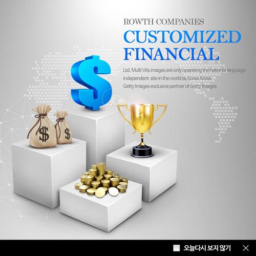 금융 팝업
