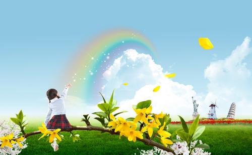 살랑살랑 봄바람