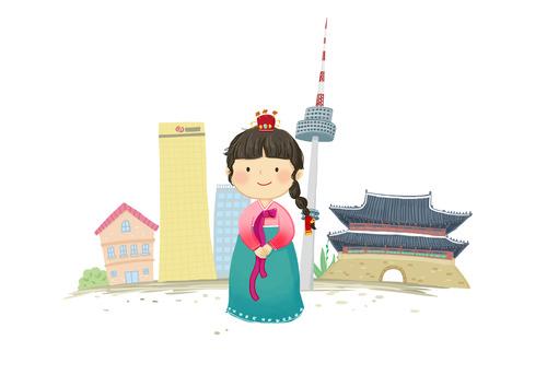 소녀, 세계문화