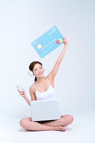 모바일 결제, 온라인 쇼핑