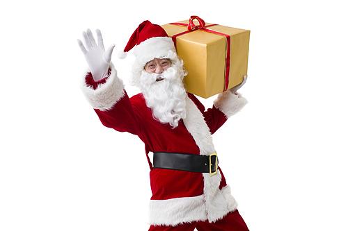 메리 산타 크리스마스