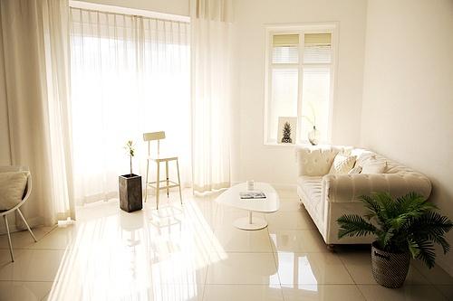 햇살이 가득한 집