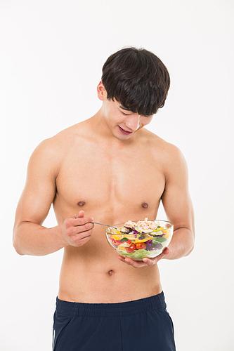남자의 건강식