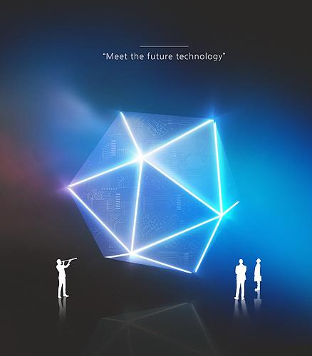 미래 기술과의 조우