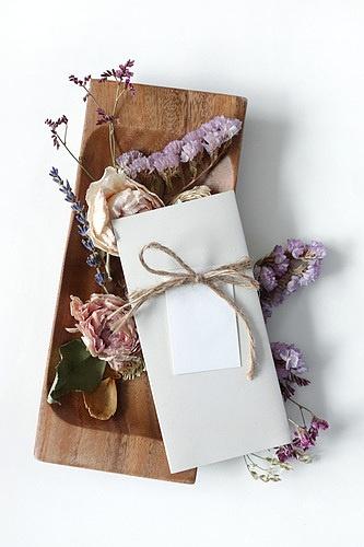 봄 꽃 선물