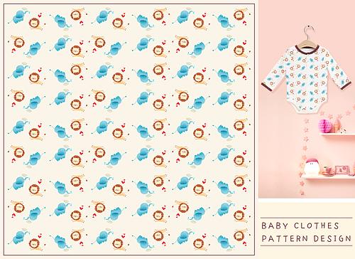 아기옷 패턴