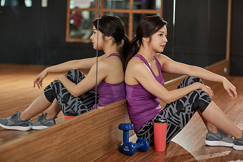 운동, 휴식