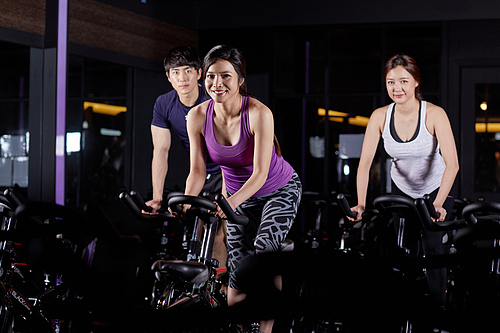 자전거 운동