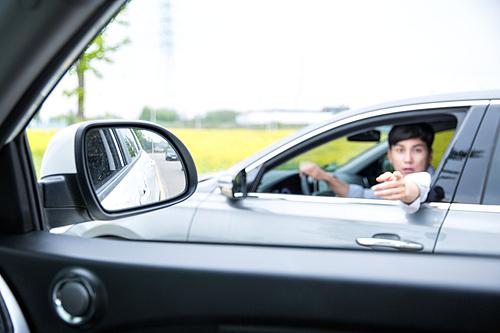 운전 에티켓