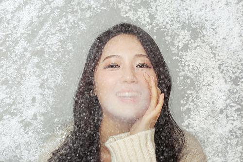 겨울의 여인