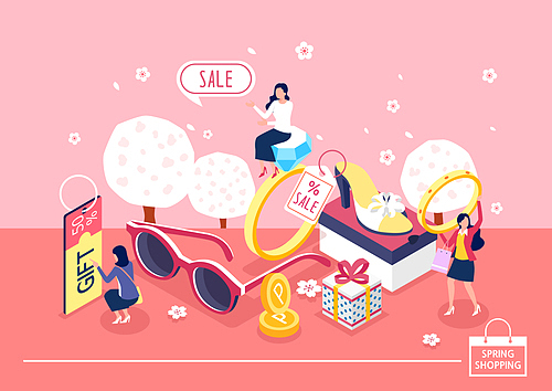 Shopping Event